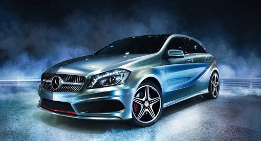Mercedes-Benz 'A-Class'