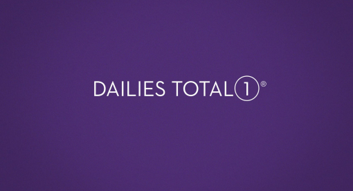Alcon 'Dailies Total 1'
